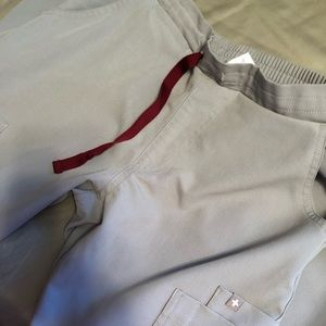 Figs Cement Yola Pant XS